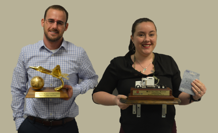 Congratulations to our March MVP's!