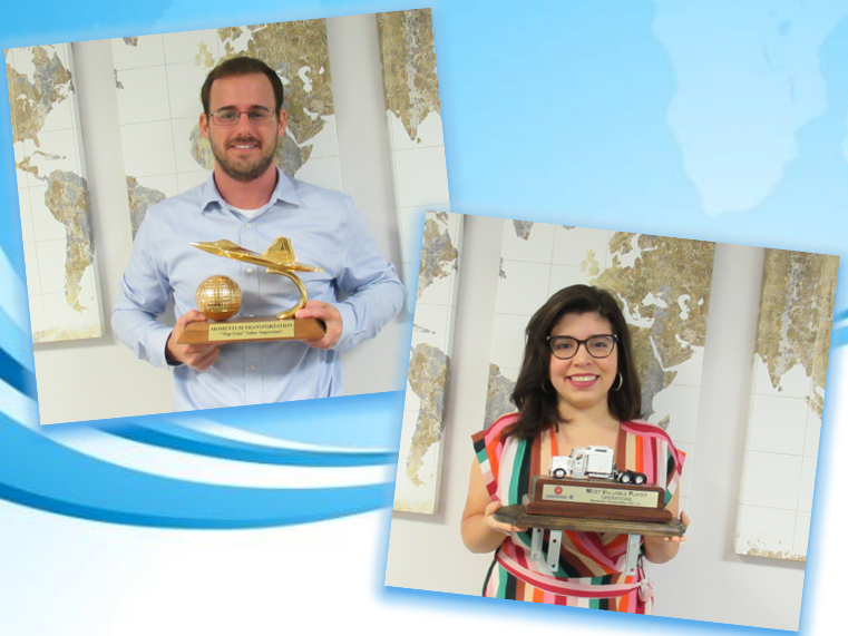 Congratulations to our May MVP's!