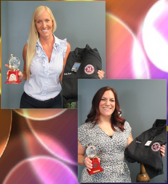 Congratulations to our Latest Ten Year Employees!