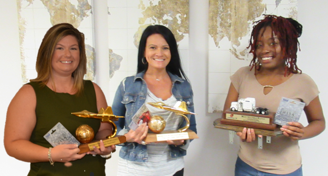 Congratulations to our July MVP's!