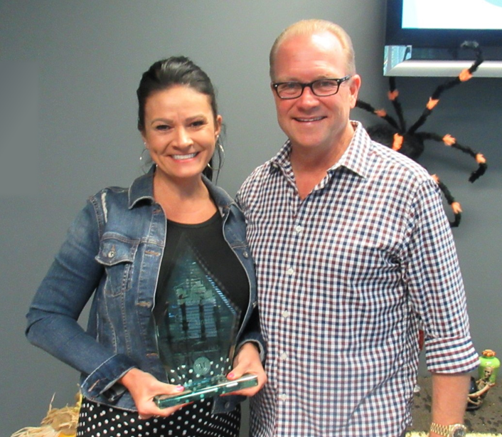 Congratulations to Dawn Griggs, our Q3 2020 Employee of the Quarter!