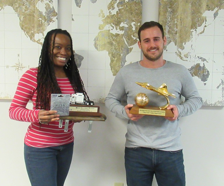Congratulations to our January MVP's!